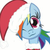 VEVO Rainbow Dash