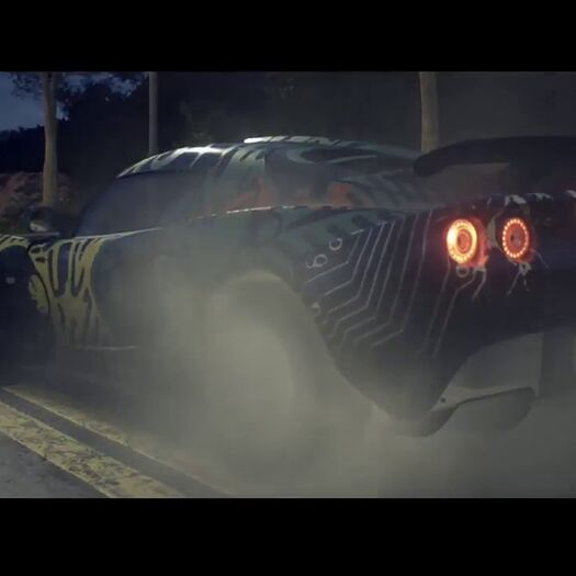 Chasing Devils - Need For Speed