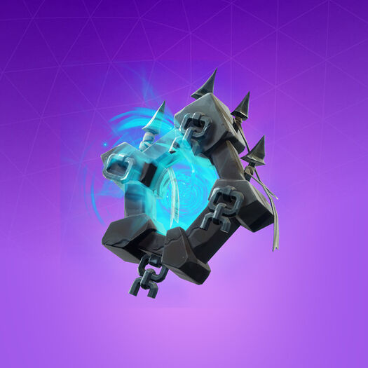 The Ghost Portal Is The First Back Bling to Interact to Fortnite Kills | Fortnite INTEL