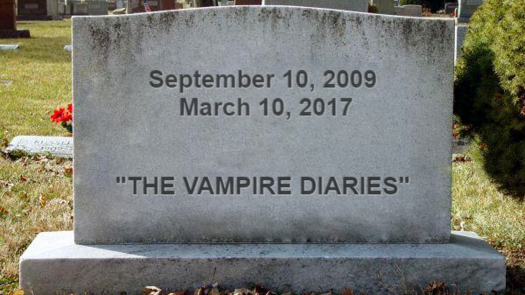 Rest in Peace, The Vampire Diaries