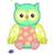 A Flower Owl