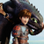 TOOTHLESS AND HICCUP LOVER