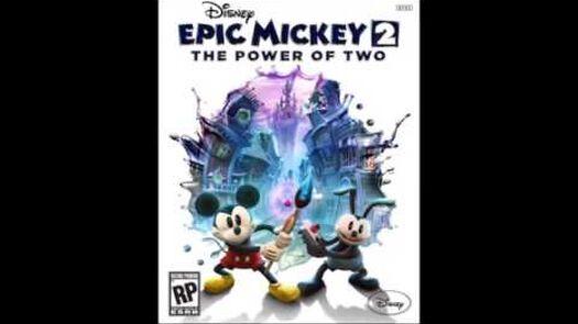 Epic Mickey 2 E3 2012 trailer music: Commander in Chief (Audiomachine)