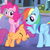 Rainbow Dash & Twilight Sparkle