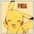 Sleepy Pikachu
