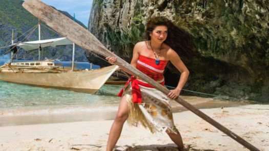 This Might Be The Best 'Moana' Cosplay We'll Ever See