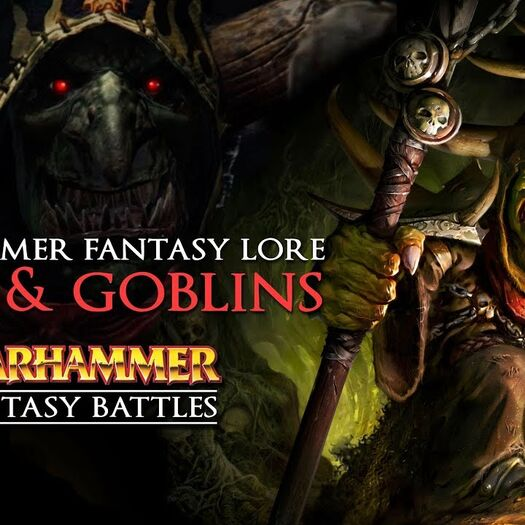 Warhammer Fantasy Lore: Orcs and Goblins - Total War: Warhammer 2