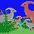 Pachycephalosaur