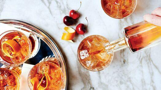 27 Amazing Whiskey Cocktail Recipes Recipe
