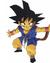 Goku return's