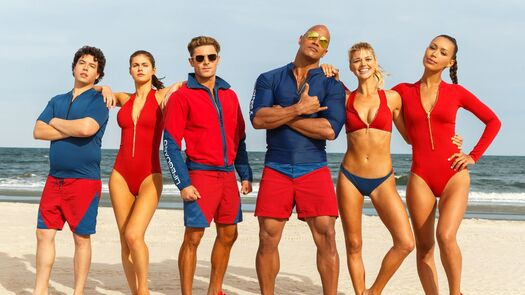 Remember 'Baywatch'? It's Back. In Trailer Form.