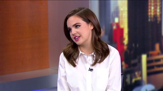 'Good Witch' star Bailee Madison talks season 3