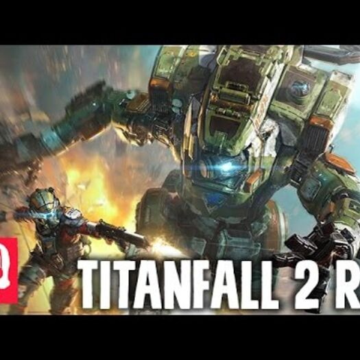"TITANFALL 2 RAP by JT Music feat. Teamheadkick - ""Aligned with Giants"""