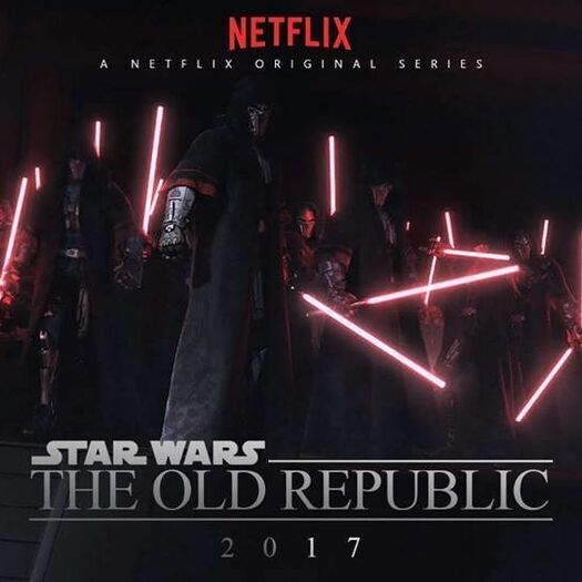 The Walt Disney Company: Bringing the Old Republic era of Star Wars to Netflix