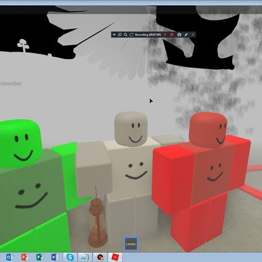 ROBLOX My experience in the Mind Family (Video 2) (Main Video)