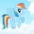 Rainbow Dash123