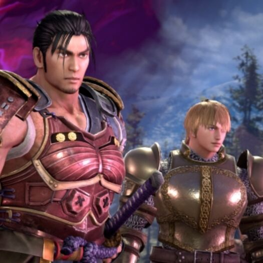 Soulcalibur documentary 'Souls and Swords,' part one - Gematsu