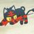 Yellow-spider-kitty