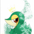 A Snivy's Feather