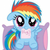 Rainbow dash160500