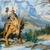 Styracosaurus Rider