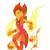 Flame Prince of Fire Kingdom