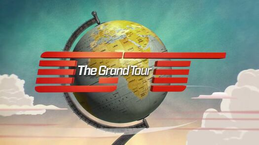 A Look at 'The Grand Tour' in Their First Special
