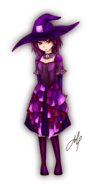 Hunter - violette