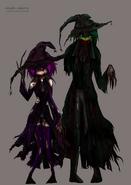 Hunter - violette's halloween