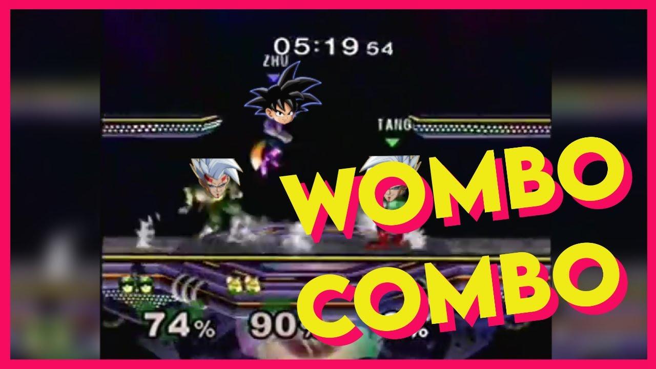 Super Baby vs GT Goku (WOMBO COMBO)