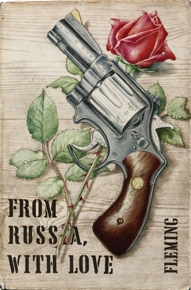 From Russia, With Love (Novel, 1st edition).png