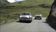 Aston Martin DB5 (Голдфингер, фото 7)