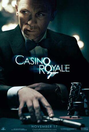 казино рояль сюжет