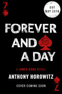 Forever and a Day (Novel, promo cover)