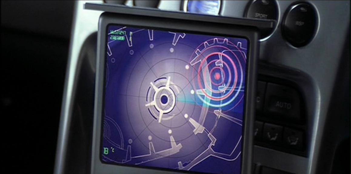 Aston Martin V12 Vanquish (Умри, но не сейчас - радар).JPG