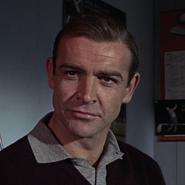 James Bond Sean Connery Goldfinger 1964