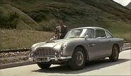 Aston Martin DB5 (Голдфингер, фото 8)