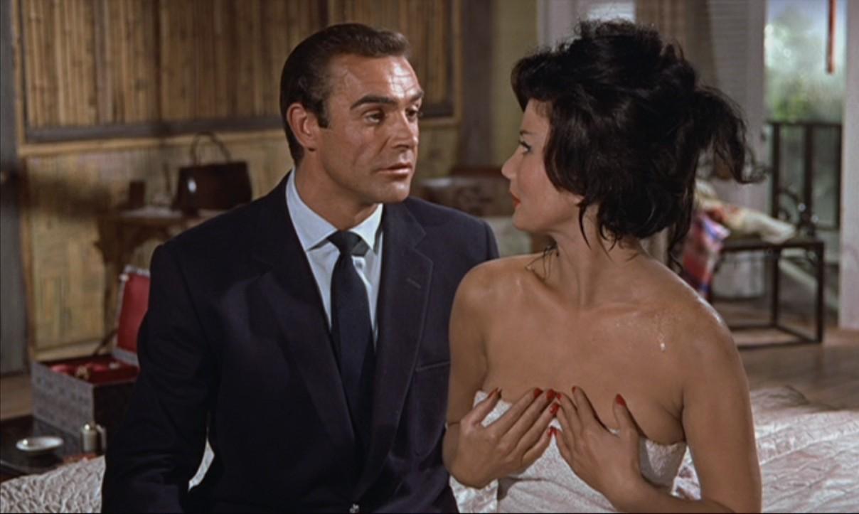 Bond and Taro (Dr. No).jpg