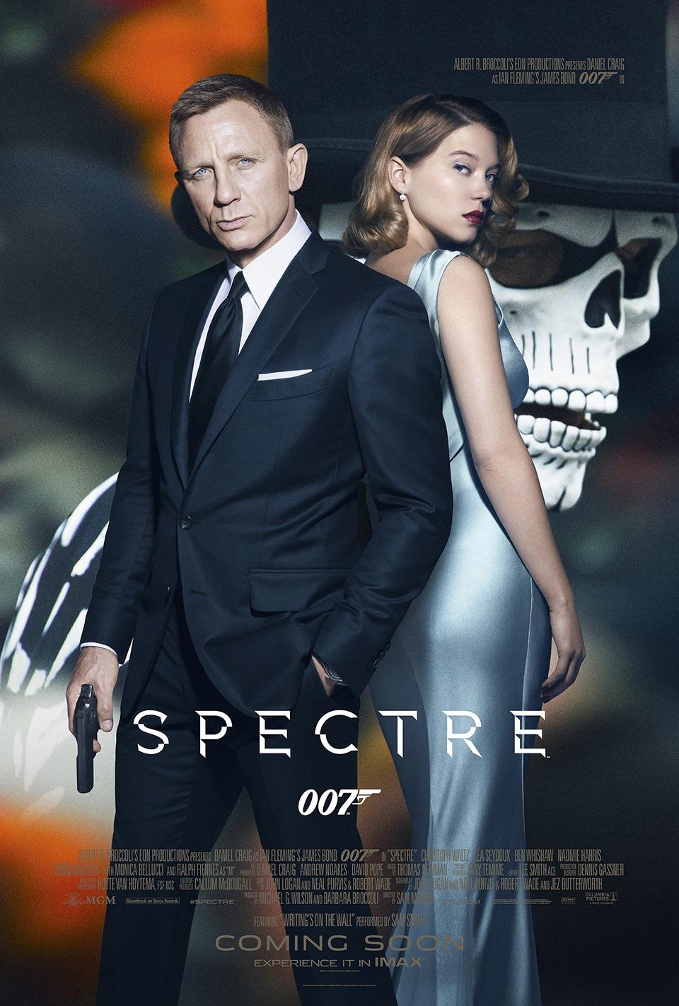 SPECTRE poster James Bond.jpg