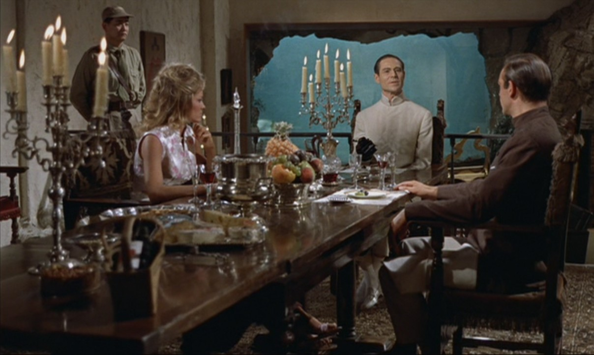 Bond, No, and Hony at dinner (Dr. No).jpg