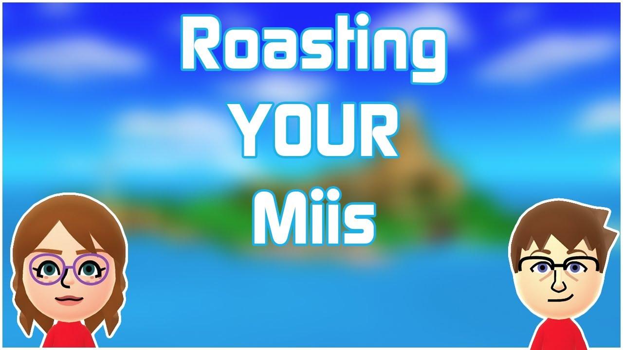 Roasting YOUR Wii Sports Miis | Mii Gang Marathon #4 | WSW