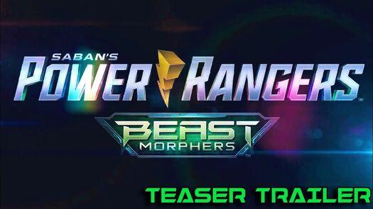 Power Rangers Beast Morphers Teaser Trailer  2019