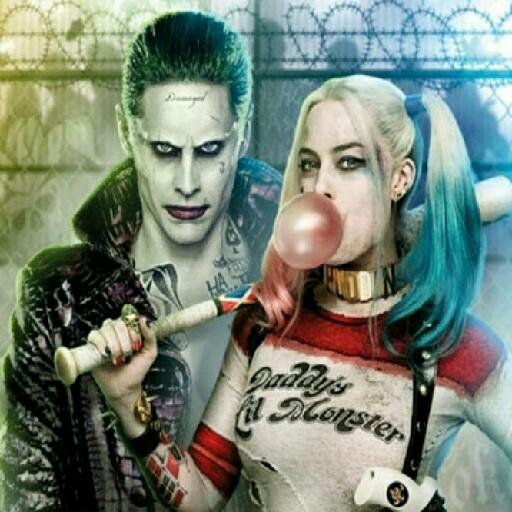 Harley Quinn And Joker's avatar