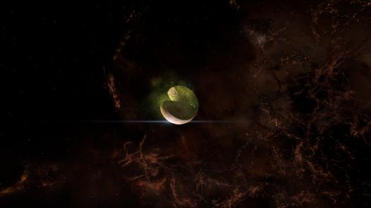 Unbekannte Alien-Tech