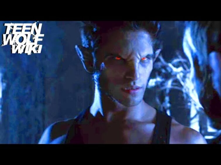 Scott McCall is not weak. Scott's just this guy, you know?