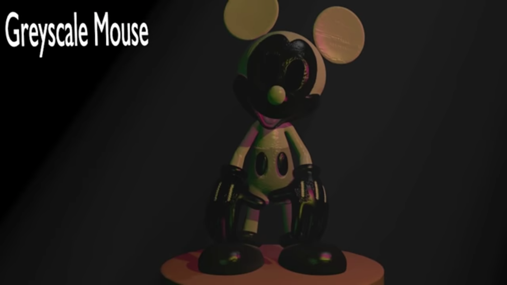 Greyscale Mouse