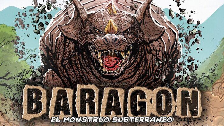 BARAGON: El Monstruo Subterráneo | La Historia de Todas sus Versiones