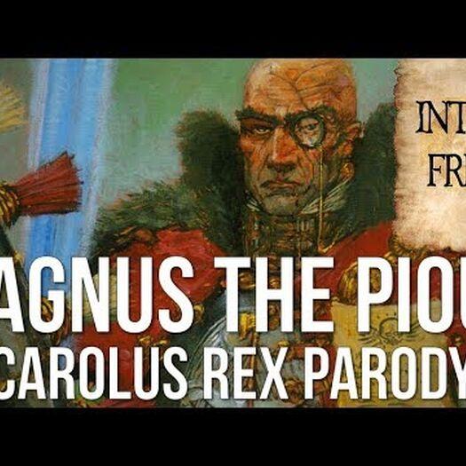Magnus Sanctus   Magnus the Pious song (WITHOUT INTRO) - Warhammer Fantasy