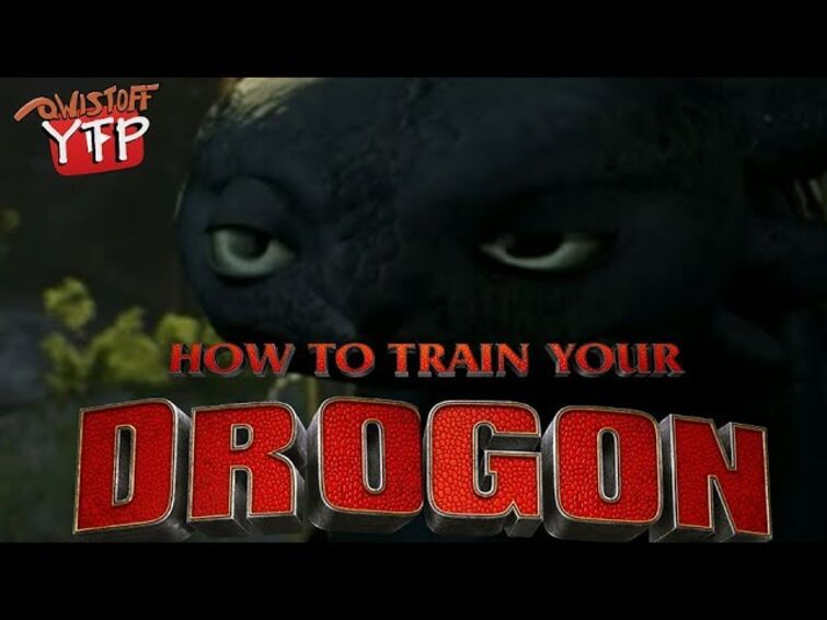 YTP | How To Train Your DROGON 🐉