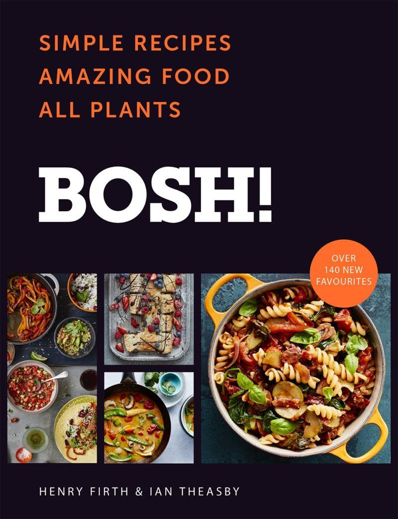 BOSH! Vegan Cookbook On Amazon
